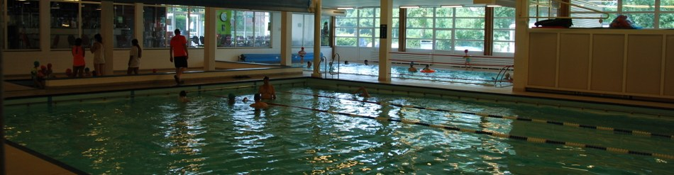 banner bassin piscine